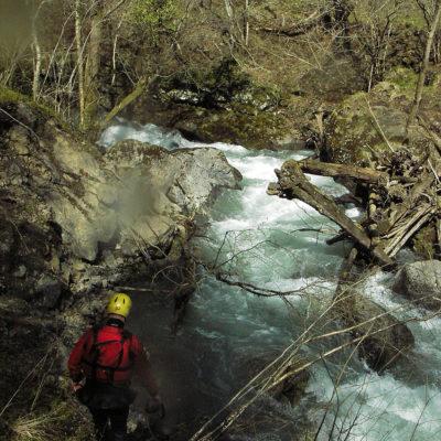 Sortie dans les Pyrénées avec Corbeil et le PSUC du 7 au 15 avril 2007.